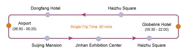 Guangzhou Airport Express Coach Line 4