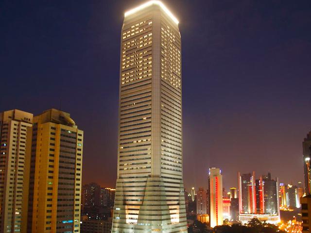 Crowne Plaza Guangzhou City Centre