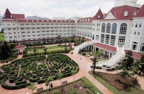 Disneyland Hotel Hong Kong