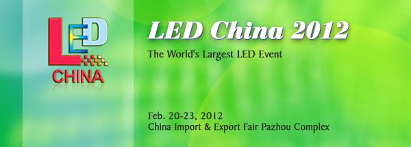 LED China 2012