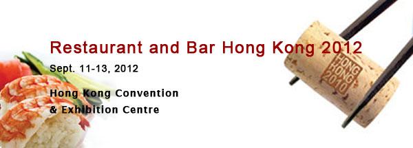 Restaurant and Bar Hong Kong 2012