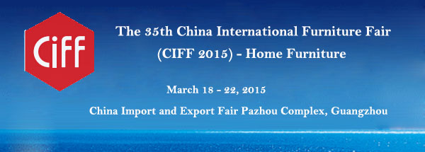 The 35th CIFF - Home Furniture