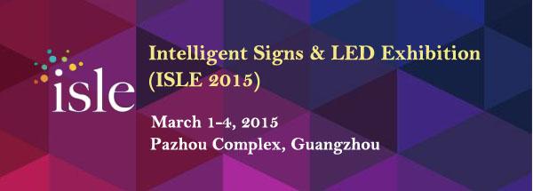 Intelligent Signs & LED Exhibition (ISLE)