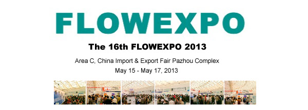 The 16th FLOWEXPO 2013