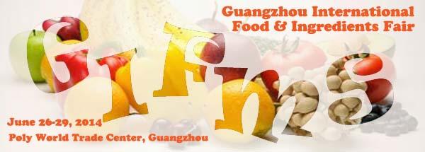 Guangzhou International Food & Ingredients Fair