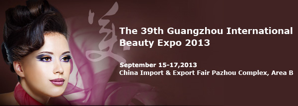 The 39th Guangzhou International Beauty Expo 2013