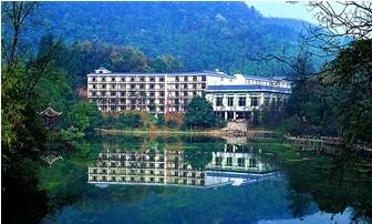 hongzhushan hotel emeishan