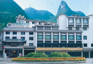 yangshuo new west street hotel