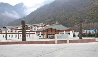 sheraton jiuzhaigou resort