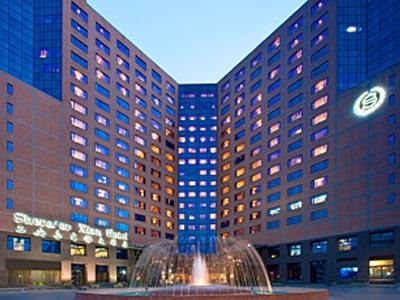 sheraton hotel xian