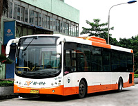 Guangzhou Urban Transport - Bus